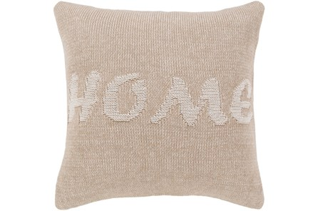 Accent Pillow-Home 18X18 - Main