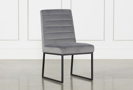 Celler Grey Side Chair