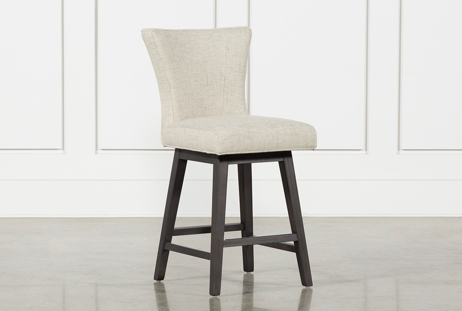 Alinea Swivel 26 Inch Counter Stool Living Spaces