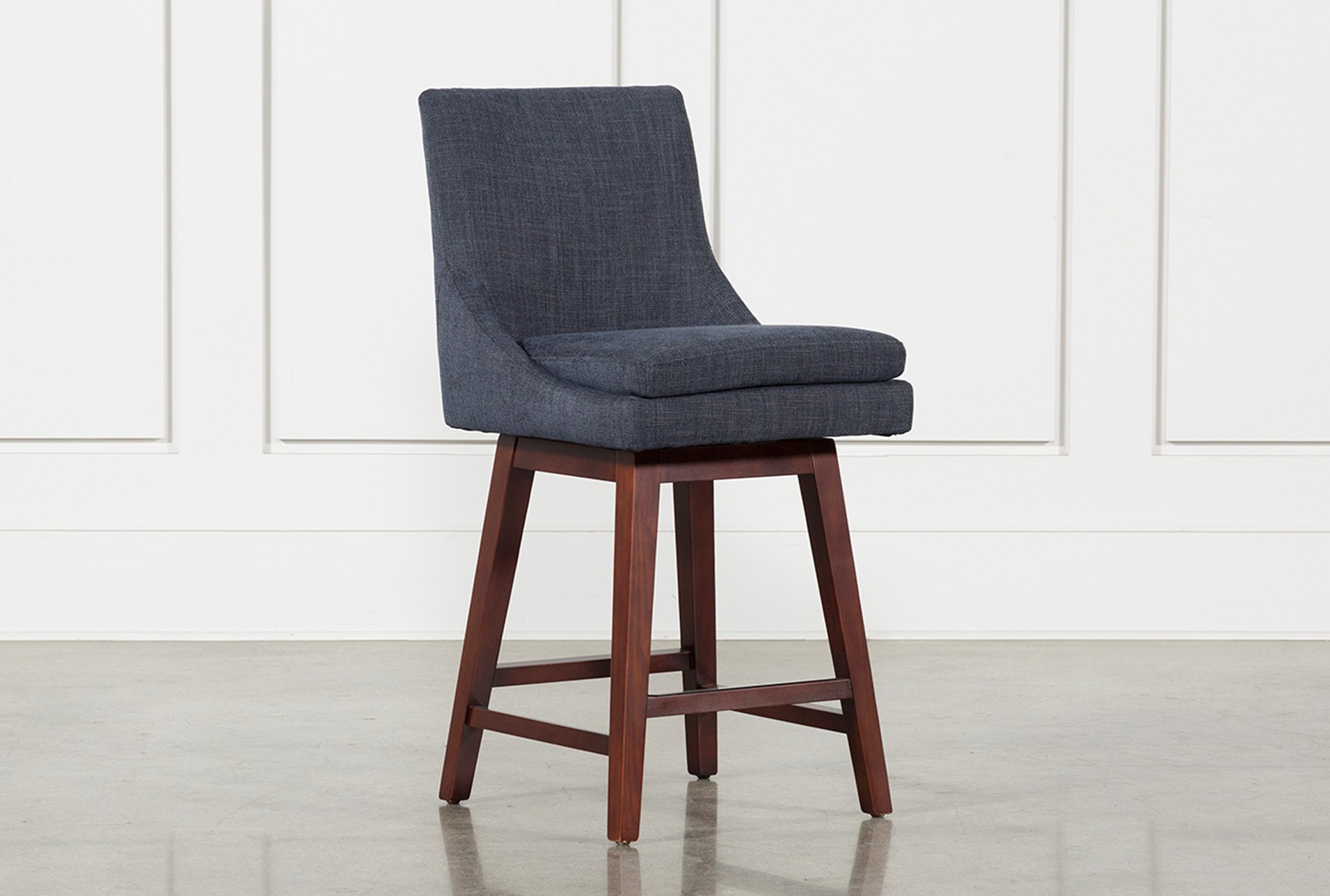 Noma Swivel 26 Inch Counterstool Living Spaces