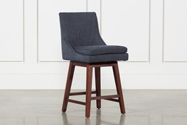 Noma Swivel 26 Inch Counterstool