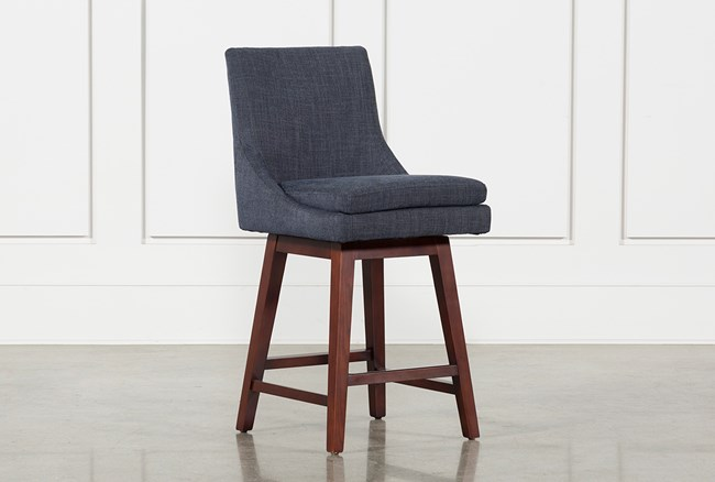 Noma Swivel 26 Inch Counterstool - 360