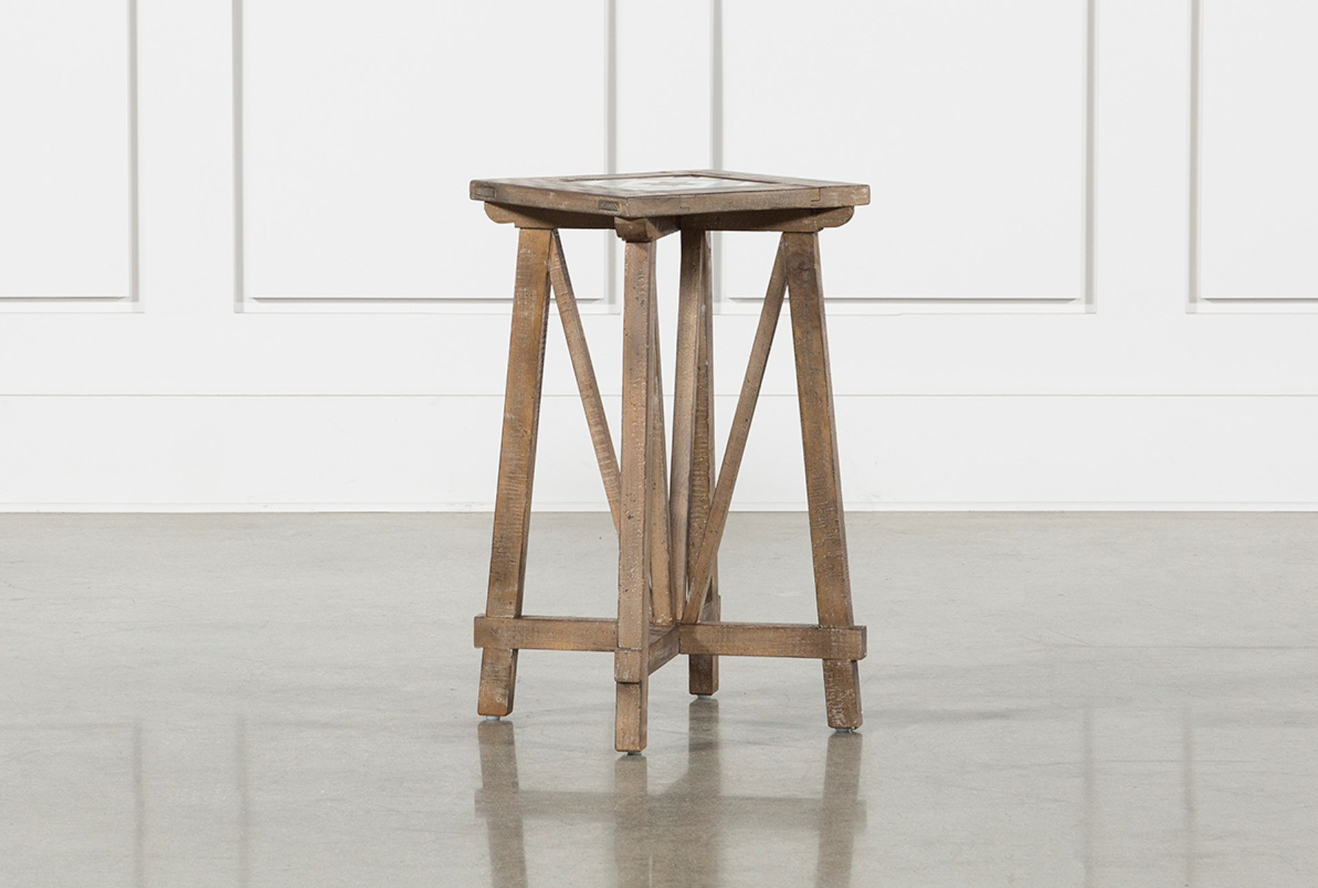 Craftsman Side Table | Living Spaces