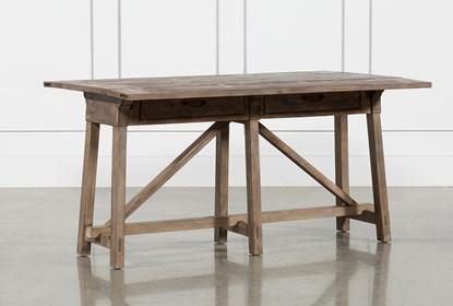 Craftsman Flip Top Sofa Table