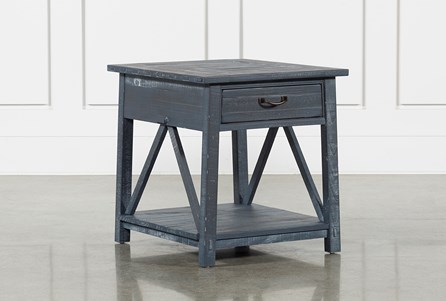Ontario Rectangle End Table