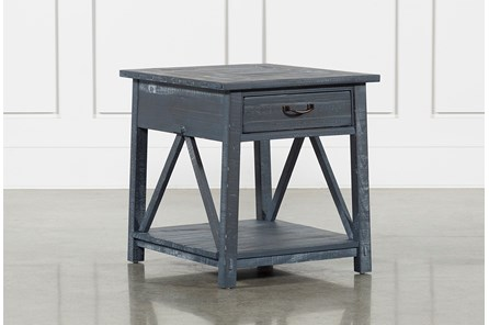 Ontario Rectangle End Table - Main