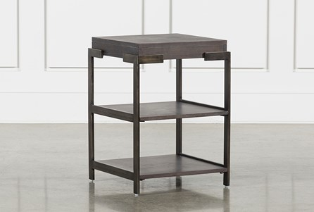 Novak Square Side Table
