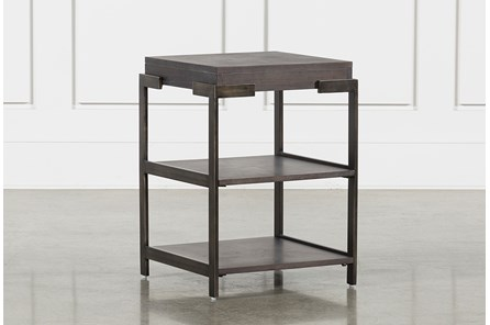 Novak Square Side Table - Main
