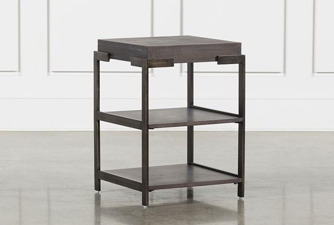 Novak Square Side Table - 360