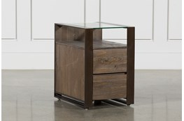 Lassen Chairside End Table