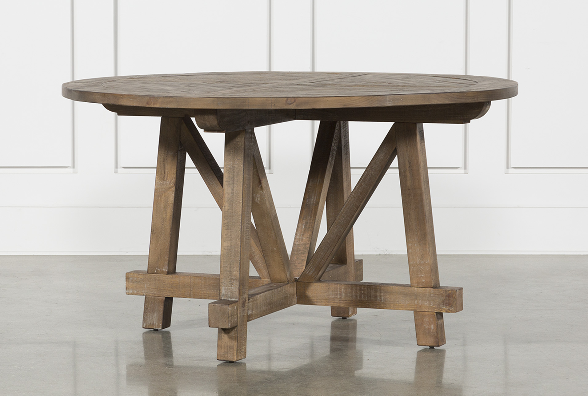 Craftsman Round Dining Table