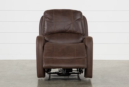 Miraculous Davor Brown Power Recliner Gmtry Best Dining Table And Chair Ideas Images Gmtryco