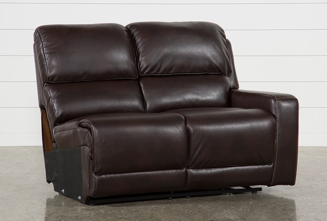 Declan Right Facing Power Reclining Loveseat - 360