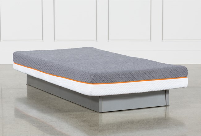 8 Inch Flip-Able Twin Extra Long Mattress - 360