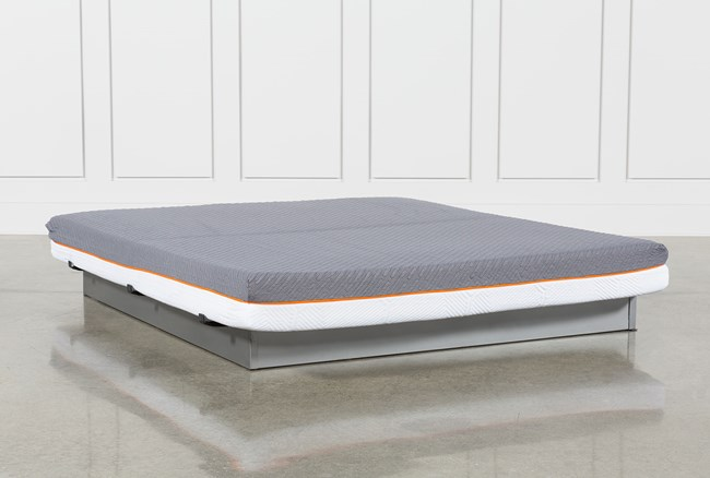 8 Inch Flip-Able Eastern King Mattress - 360