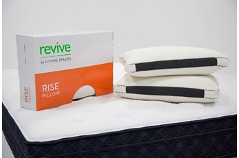 Rise 2.0 Pillow-Medium Profile Queen