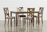 Kirsten 5 Piece Dining Set - Signature