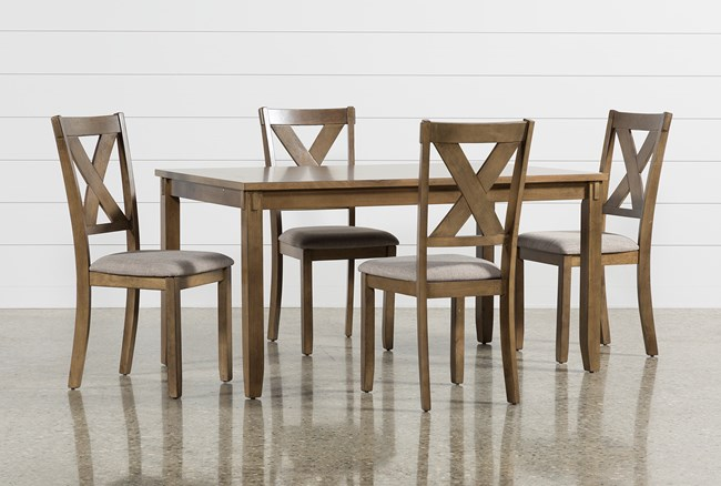 Kirsten 5 Piece Dining Set - 360