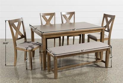 Kirsten 6 Piece Dining Set