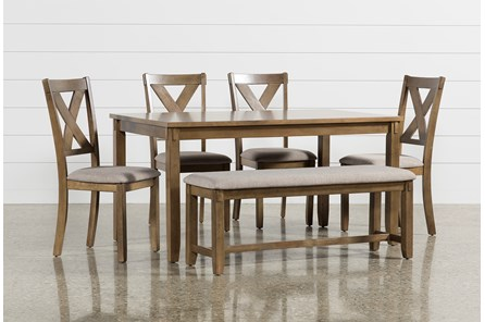 Kirsten 6 Piece Dining Set - Main