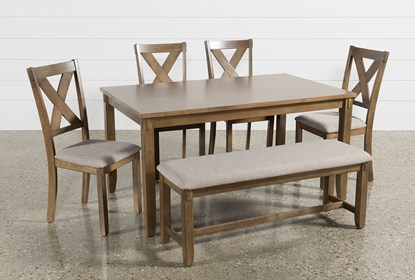 Surprising Kirsten 6 Piece Dining Set Evergreenethics Interior Chair Design Evergreenethicsorg