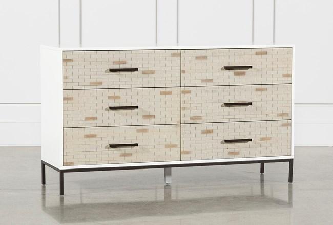 Elden 6 Drawer Dresser - 360