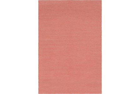 24X36 Outdoor Rug-Recycled Pet Herringbone Terracotta