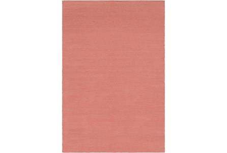 60X90 Outdoor Rug-Recycled Pet Herringbone Terracotta