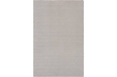 60X90 Outdoor Rug-Recycled Pet Herringbone Grey