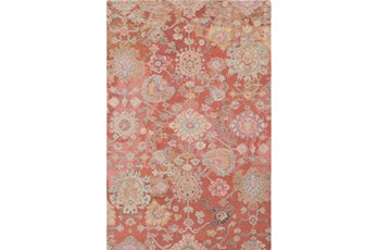 24X36 Rug-Centonze Traditional Coral