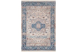 31X60 Rug-Tasha Traditional Blue