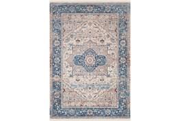 60X93 Rug-Tasha Traditional Blue