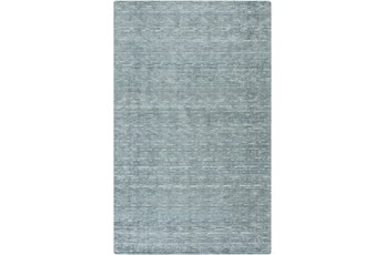 39X63 Rug-Peter Wool Sheen Teal