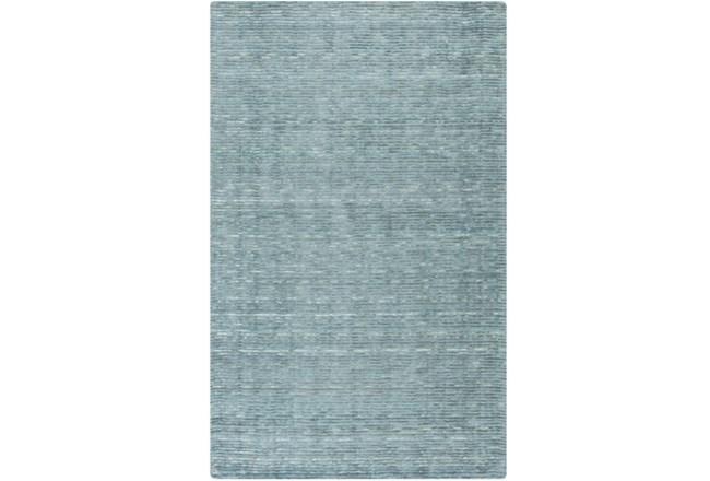 5'x8' Rug-Peter Wool Sheen Teal - 360