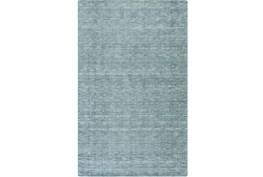 8'x11' Rug-Peter Wool Sheen Teal