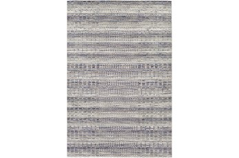 24X36 Rug-Roma Wool Grey