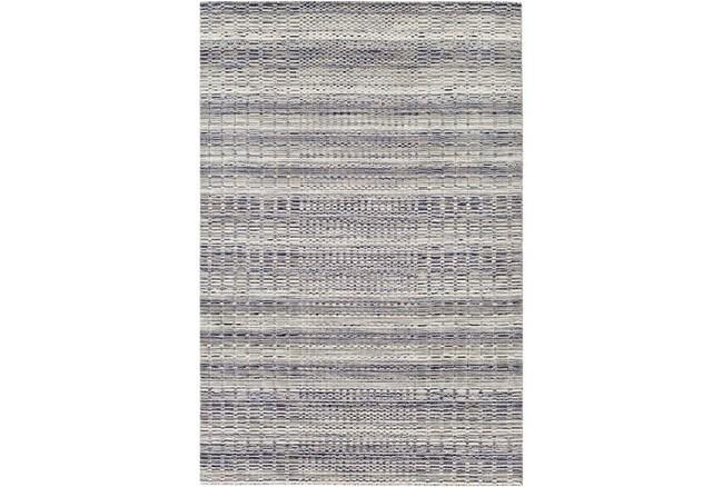 24X36 Rug-Roma Wool Grey - 360