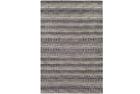 60X90 Rug-Roma Wool Grey