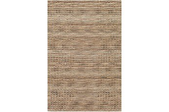 60X90 Rug-Roma Wool Brown