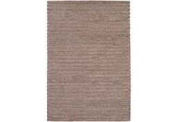6'x9' Rug-Braided Wool Blend Mushroom
