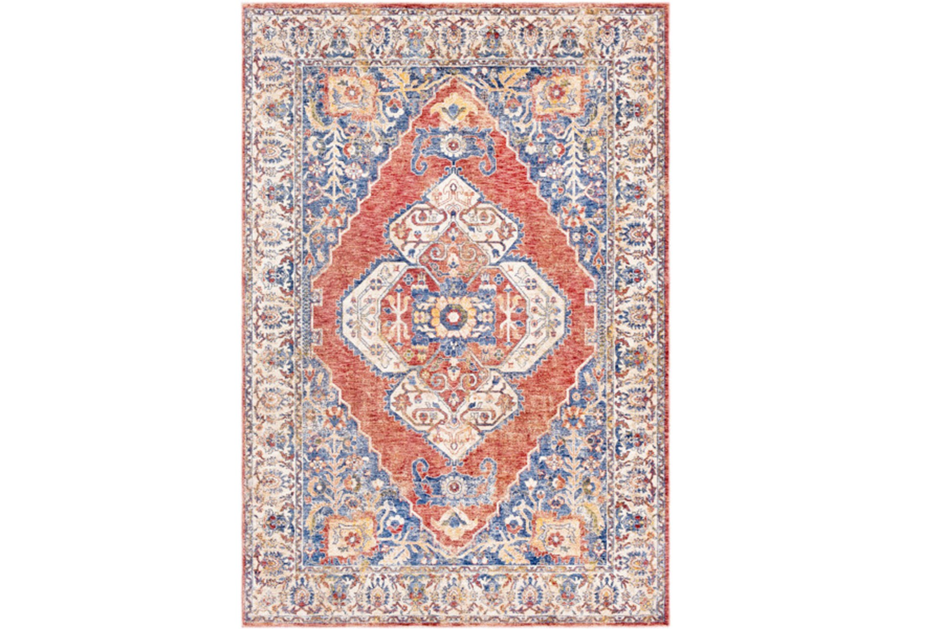24x36 Rug Gelson Sienna Sunset Living Spaces