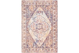 60X87 Rug-Gelson Denim Sunset