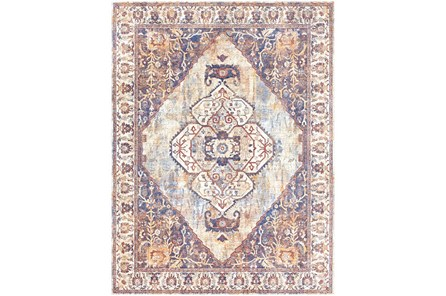114X162 Rug-Gelson Denim Sunset