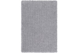 48X72 Rug-Plush Pile Light Grey