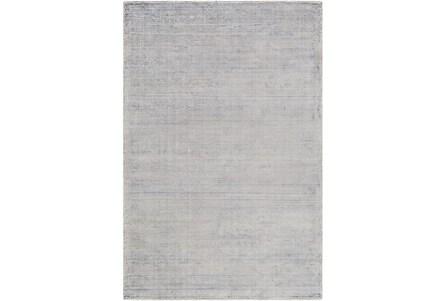 48X72 Rug-Taylor Wool Blend Grey