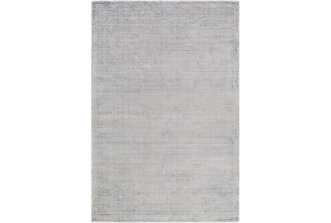 4'x6' Rug-Taylor Wool Blend Grey - 360