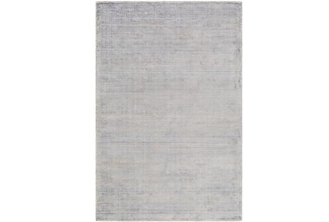 """5'x7'5"""" Rug-Taylor Wool Blend Grey - 360"""