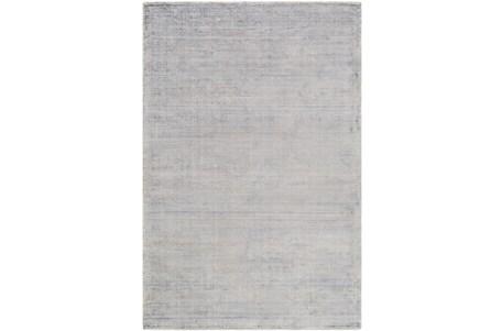 96X120 Rug-Taylor Wool Blend Grey