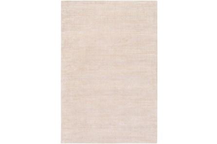 72X108 Rug-Taylor Wool Blend Beige