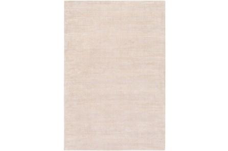 96X120 Rug-Taylor Wool Blend Beige